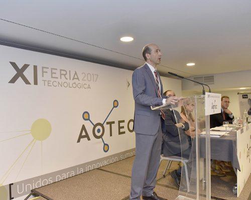 Jornadas técnicas AOTEC 2017.