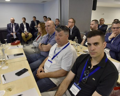 Las jornadas técnicas de la feria AOTEC 2017 congregaron a responsables de numerosas empresas.