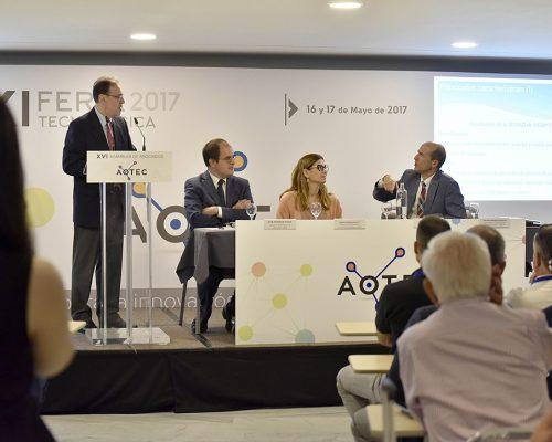 Las jornadas técnicas de AOTEC 2017 estuvieron marcadas por el diálogo.