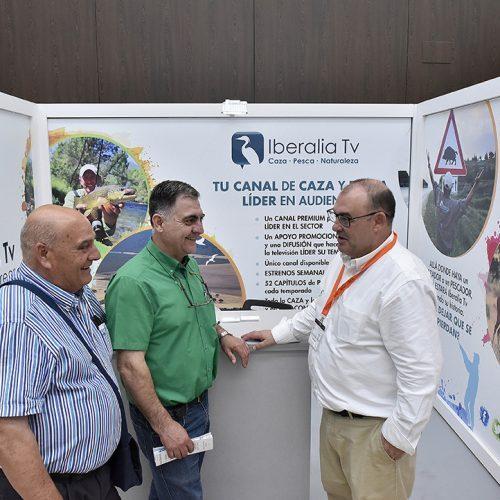 El canal Iberala TV trajo a AOTEC 2017 sus avances en programación.