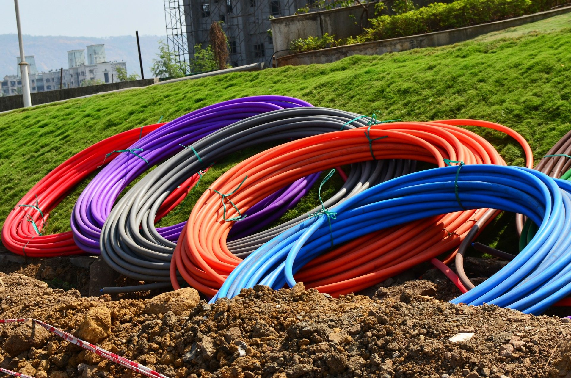 Redes de fibra óptica