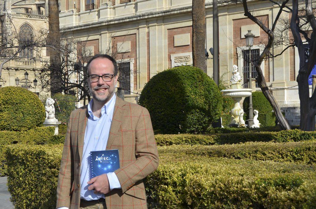 El director de Aotec y experto en pymes, Gonzalo Elguezabal.