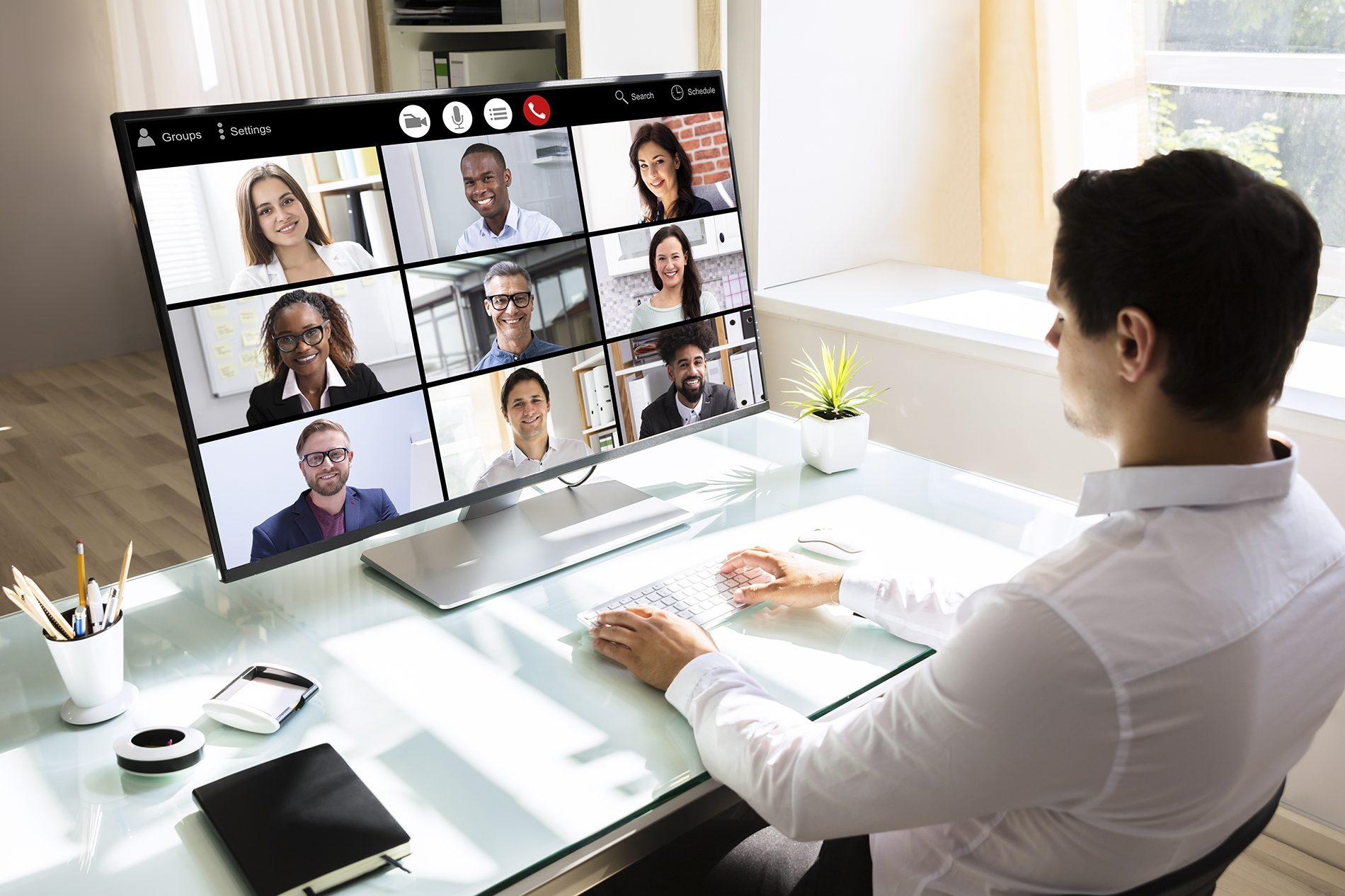 videoconferencia formación