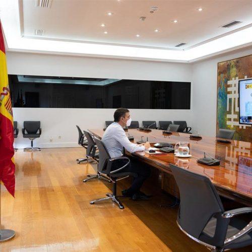 Pedro Sanchez Consejo Consultivo Transformación Digital