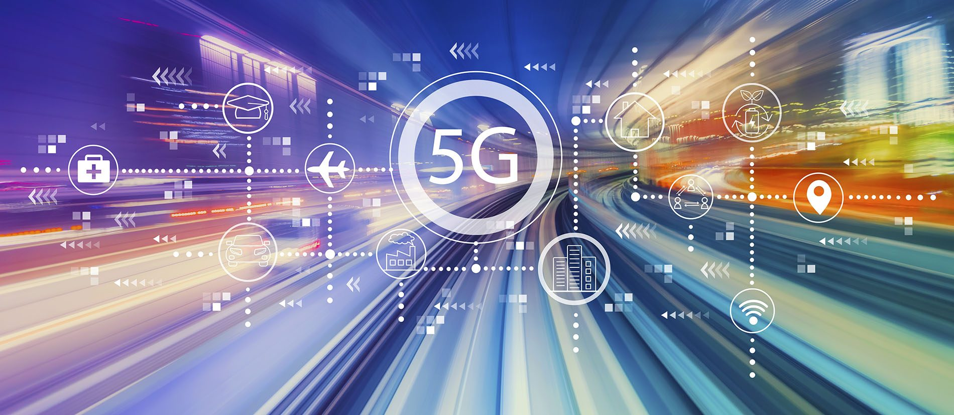 5g conectividad Aotec operadores locales