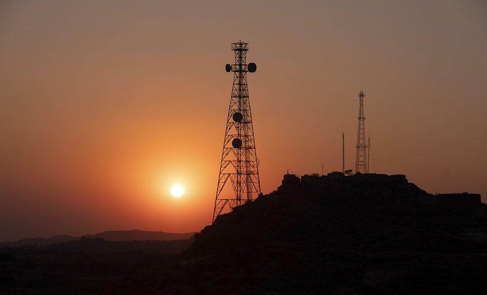 Torre de Vantage Towers acuerdo con Aotec operadores locales de telecomunicaciones