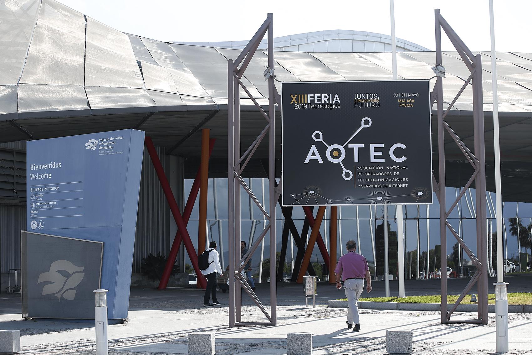 Feria Aotec 2019